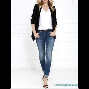 Blank NYC skinny classique Jean 28